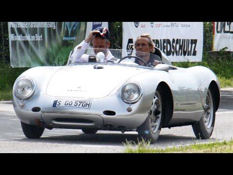 Fahrzeuge der Volkswagen Konzernmarken begeistern bei den Classic Days