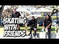 HERN AND FRIENDS SKATING STONER & MORE !!! - NKA VIDS -