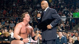 JBL wins the new SmackDown Title, but Teddy Long has surprise: SmackDown, June 30, 2005