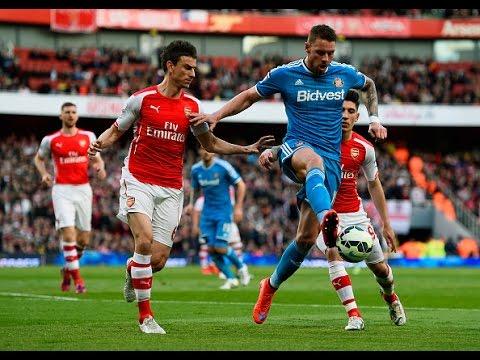 Arsenal vs Sunderland 2-1 All Goals & Extended Highlights 05/12/2015 BPL