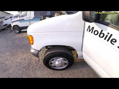 2007 Ford E-150 Van - Blower Motor Problems