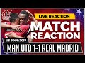 MAN UTD 1-1 REAL MADRID | LINGARD GOAL & MAN UTD Win On Penalties