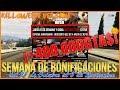 [HALLOWEEN VERSION] #11 GTA ONLINE | SEMANA BONIFICACIONES (27-6 NOVIEMBRE): Video informativo
