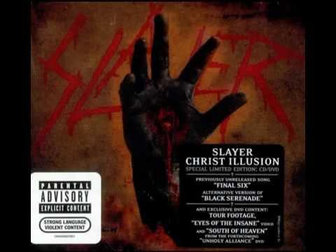 Slayer - Black Serenade [Alternate Version]