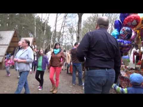 Video 2014-3-101 **JARMARK WIELKANOCNY** Easter Fair Part 5 Of 9 Skansen,Ochla,Poland Apr 6-th 2014