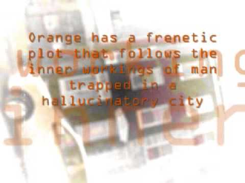 Orange: The Diary of an Urban Surrealist