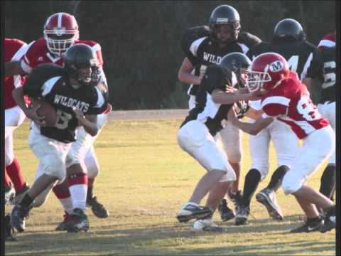Schley County Football 2010 Schley County Middle