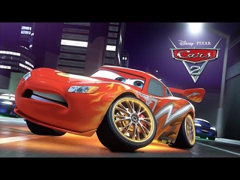 Disney Pixar Cars 2 Full Movie-Based Game in English - Lightning McQueen Walkthrough by 2k Cartoons thumbnail