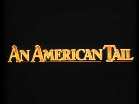 Американская История (1986) - Трейлер мультфильма