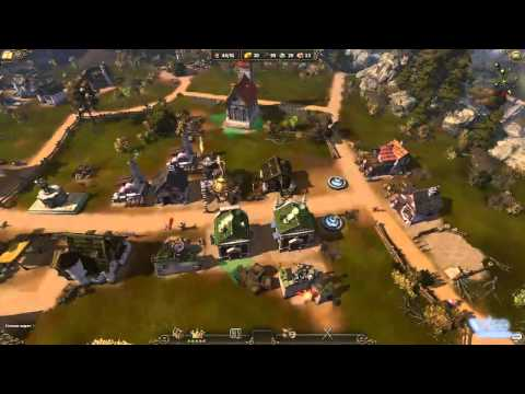 The Settlers 7: Paths to a Kingdom - Видеорецензия