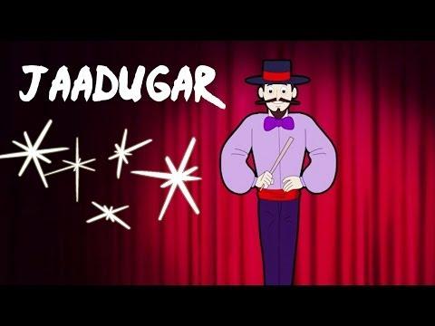 Hindi Nursery Rhymes For Children - Jaadugar Hindi Rhyme video