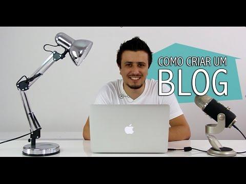 COMO CRIAR UM BLOG - PROFISSIONAL 🔴 thumbnail