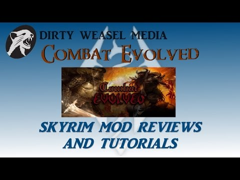 Combat Evolved - Skyrim Mod Review and Installation Tutorial