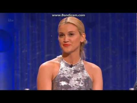Week 6: Ashley Roberts judges on Dancing On Ice UK 2013