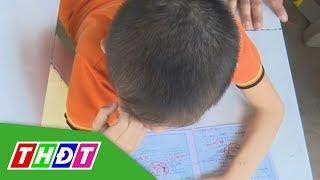 Bé trai ở Hồng Ngự biết đọc, biết viết khi tuổi mới lên 3   THDT