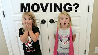 DID WE MOVE?! | HUGE SURPRISE!