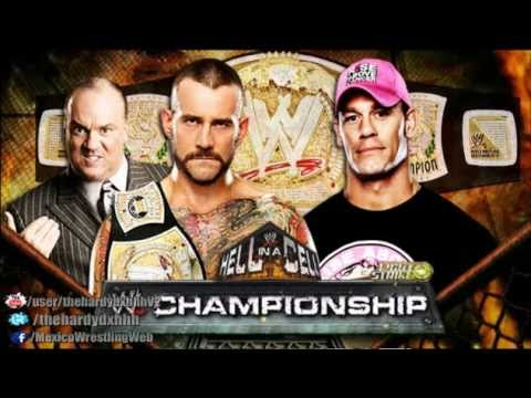 Match Wwe 2012 Wwe Hell in a Cell 2012