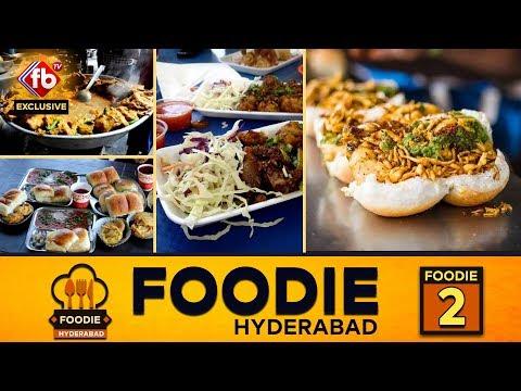 Sindhi Colony - Street Food Ka Adda |  Foodie Hyderabad | FB TV