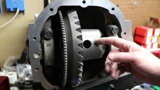 "VLOG #15: Ford 8.8"" Differential Rebuild - Preload, Backlash & Gear Pattern ... Oh My!"