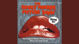 The Rocky Horror Picture Show Band Sweet Transvestite Karaoke Version