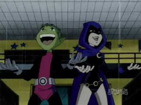 Beast Boy And Raven Love Raven Beast Boy True Love