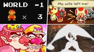 Evolution of Weird Nintendo Secrets (1984 - 2019)