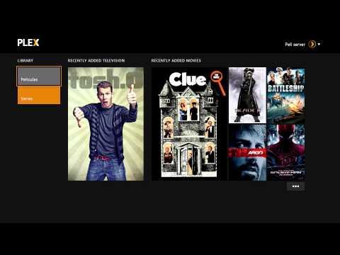 Tutorial | Como ver canales de Plex en Xbox One