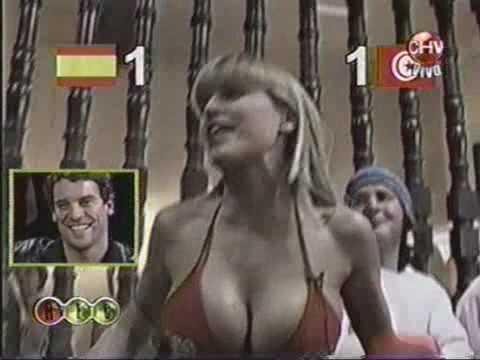 Wilma Gonzalez Chica Playboy (españa - Tunez) video