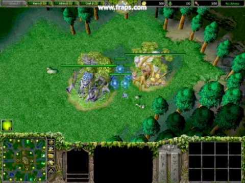 Warcraft 3 tft patch 1.24c. . Изменения - Увеличен максимальный размер кар