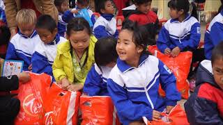 🎗 Đông Y Kim Linh & các đơn vị từ thiện trao 300 Học bổng & quà Tết tại trường Núa Ngam (Điện Biên)