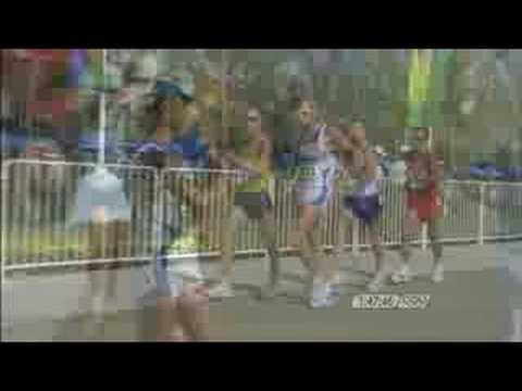 Athletics - Men's 50km Race Walk - Beijing 2008 Summer Olympic Games video