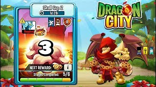 Dragon City - Skull Dragon: DragonSkull [Skull Cup 2 | Full Unlocked 2017]