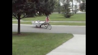 Bike Boat Trailer