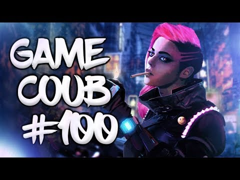 🔥 Game Coub #100 | Best video game moments