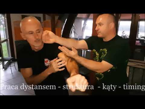 Wing Chun - Bydgoszcz Niwy Ul.Szosa Gdańska 26 (15) Letnie Treningi - Sifu Mariusz Weddzel