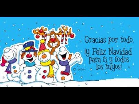 Feliz Navidad y prospero año Nuevo 2018 a todos