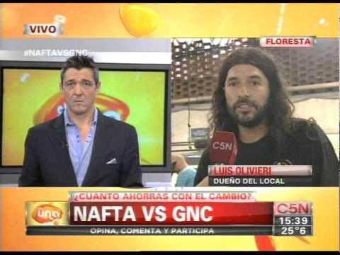 C5N - DE UNA: NAFTA VS GNC
