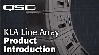 KLA Line Array Introduction