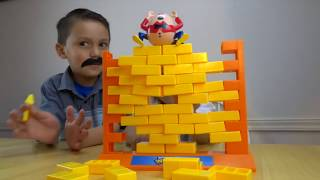 Humpty Dumpty Board Game with Cisco & Panchos ToysReview