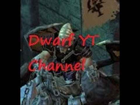 Drakensang Online Dwarf of Werian Youtube Channel