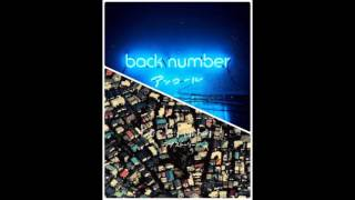 【BGM】back number『光の街』 ギターcover 歌詞付き