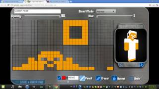 #2do. TUTORIAL DE COMO HACER SKINS PARA MINECRAFT EN TODAS LAS VERSIONES