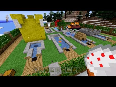 Minecraft Xbox 360 - Lovely Day For Golf [43]
