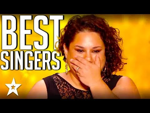 BEST SINGERS of 2017 WORLDWIDE | Got Talent Global