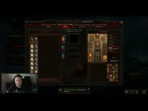 Mp10 CM Wizard for 10 Million Gold - Patch 1.0.8 Diablo 3