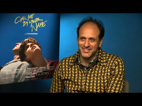Call Me By Your Name Interview: Hmv.com Talks To Luca Guadagnino