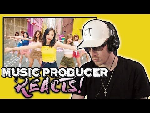 "Music Producer Reacts To TWICE ""LIKEY"" (I'm Ready This Time..)"