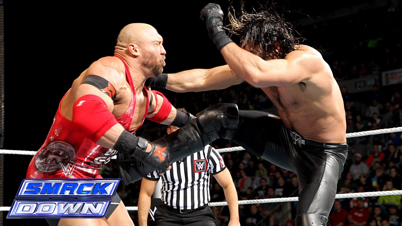 Seth Rollins vs. Ryback