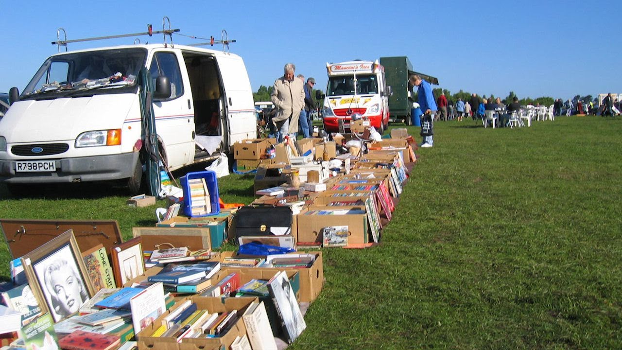 Car Boot Sale Derby Uk