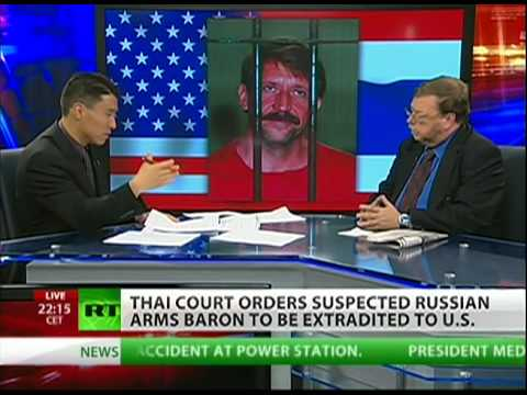 Viktor Bout, a merchant of death not the merchant?